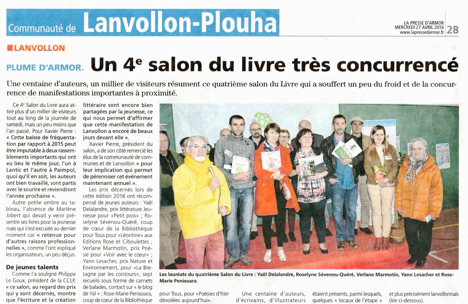 2016 04 27 presse d armor prix salon lanvollonr