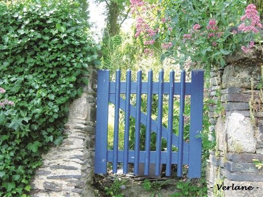 Barriere bleue